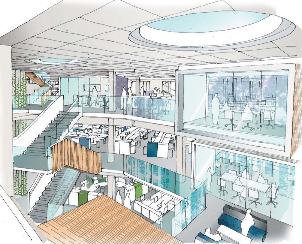 Concept Architecture, Office