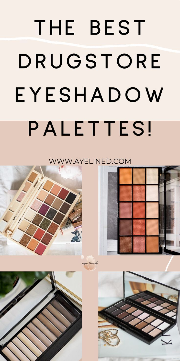 A Few of My Favourite Makeup Revolution Palettes (With