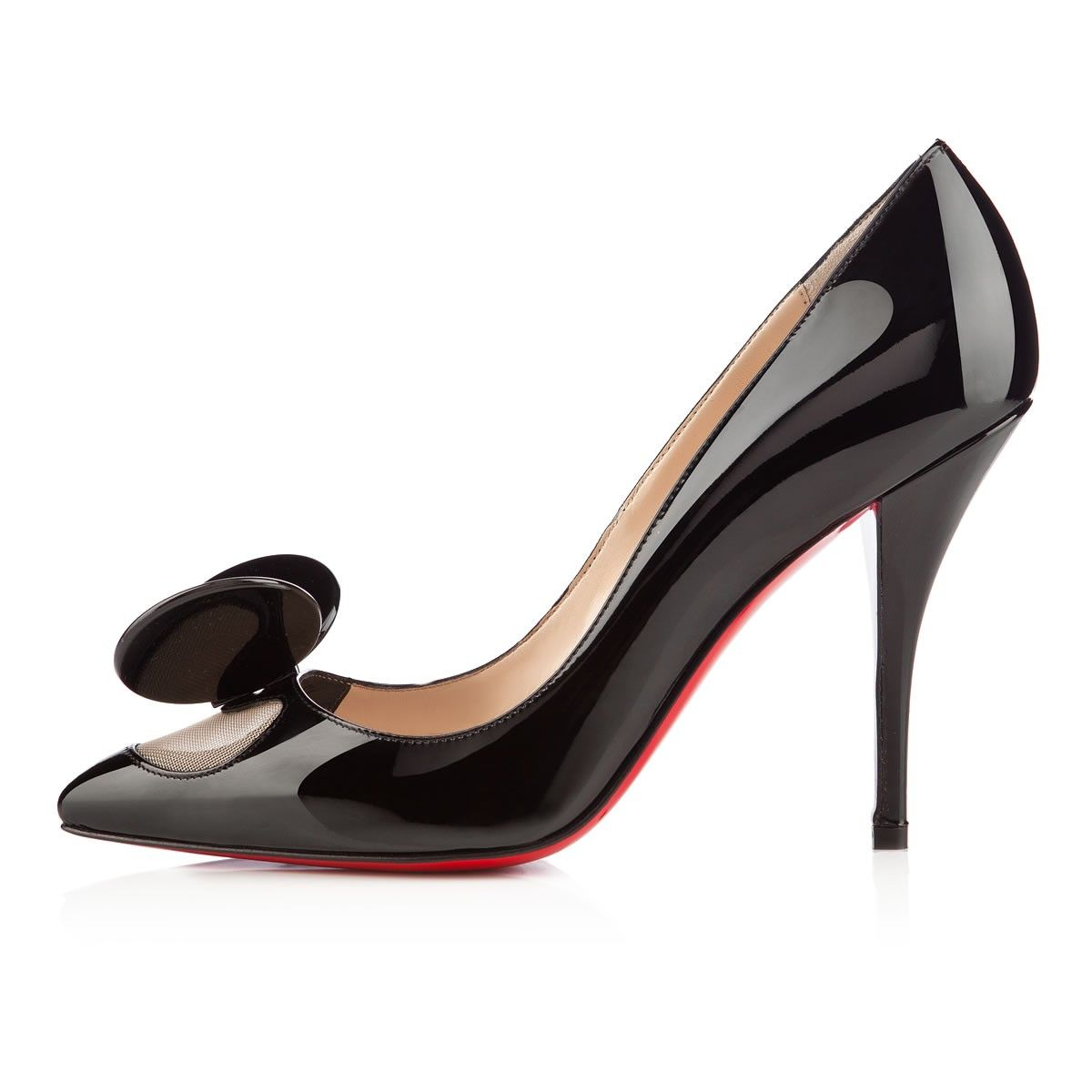 Christian Louboutin Madame mouse 40mm Pumps Black1 hunting for limited  offer,no duty and free