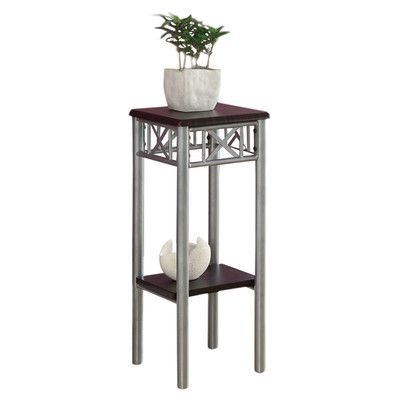 Multi Tiered End Table Planters And Stands For Michele Table