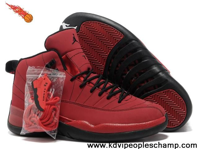 release date: 9346e 48b2f Wholesale Cheap Motorboat Jones Air Jordan 12 Red Black Fashion Shoes Shop