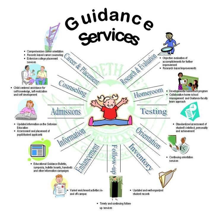 what are the importance of guidance and counselling to teachers education