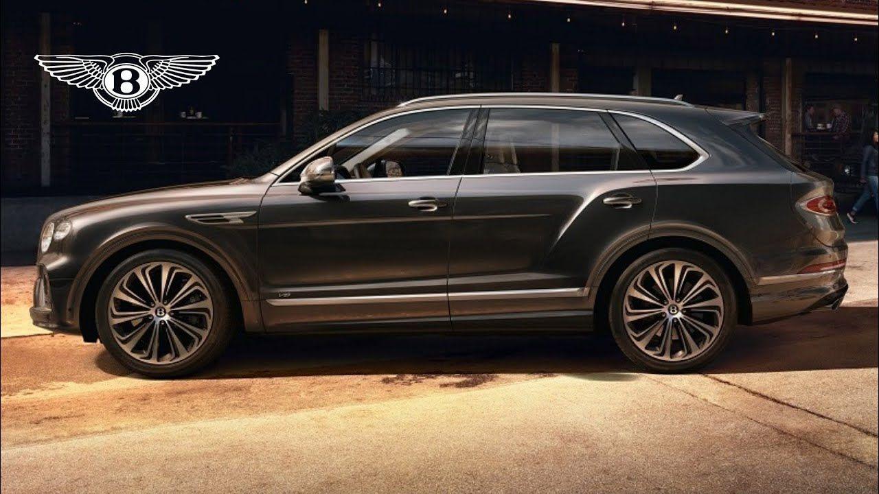 2021 Bentley Bentayga Luxury Suv Bentley Bentley Car