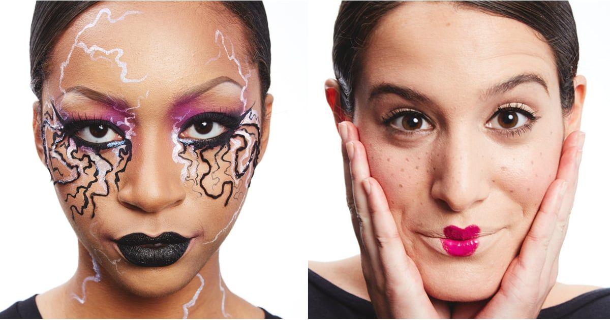 10 Halloween Makeup Hacks That Will Save You Major Money