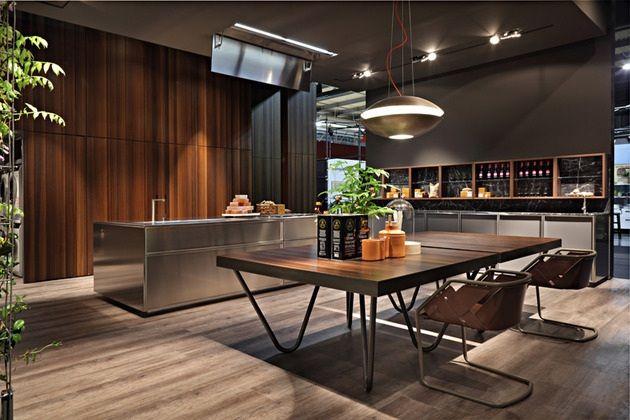 Emejing Cuisine Design Moderne Gallery Design Trends - Cuisiniste italien