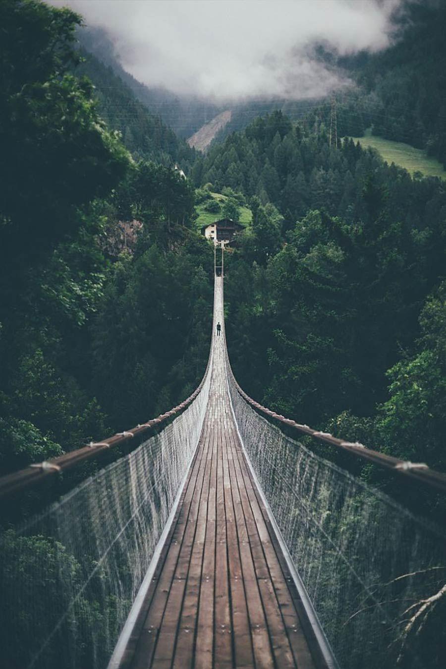 Fotografía: Johannes Hulsch – hermosos motivos de paisajes