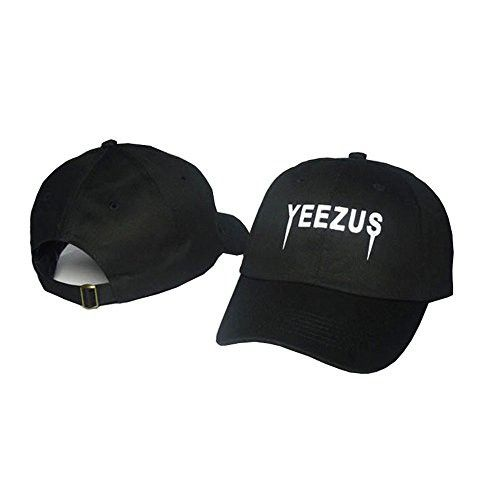bbfa3eeedc5 Hongxing-PP Unisex Adjustable Fashion Leisure Baseball Hat YEEZUS Snapback  Dual Colour Cap
