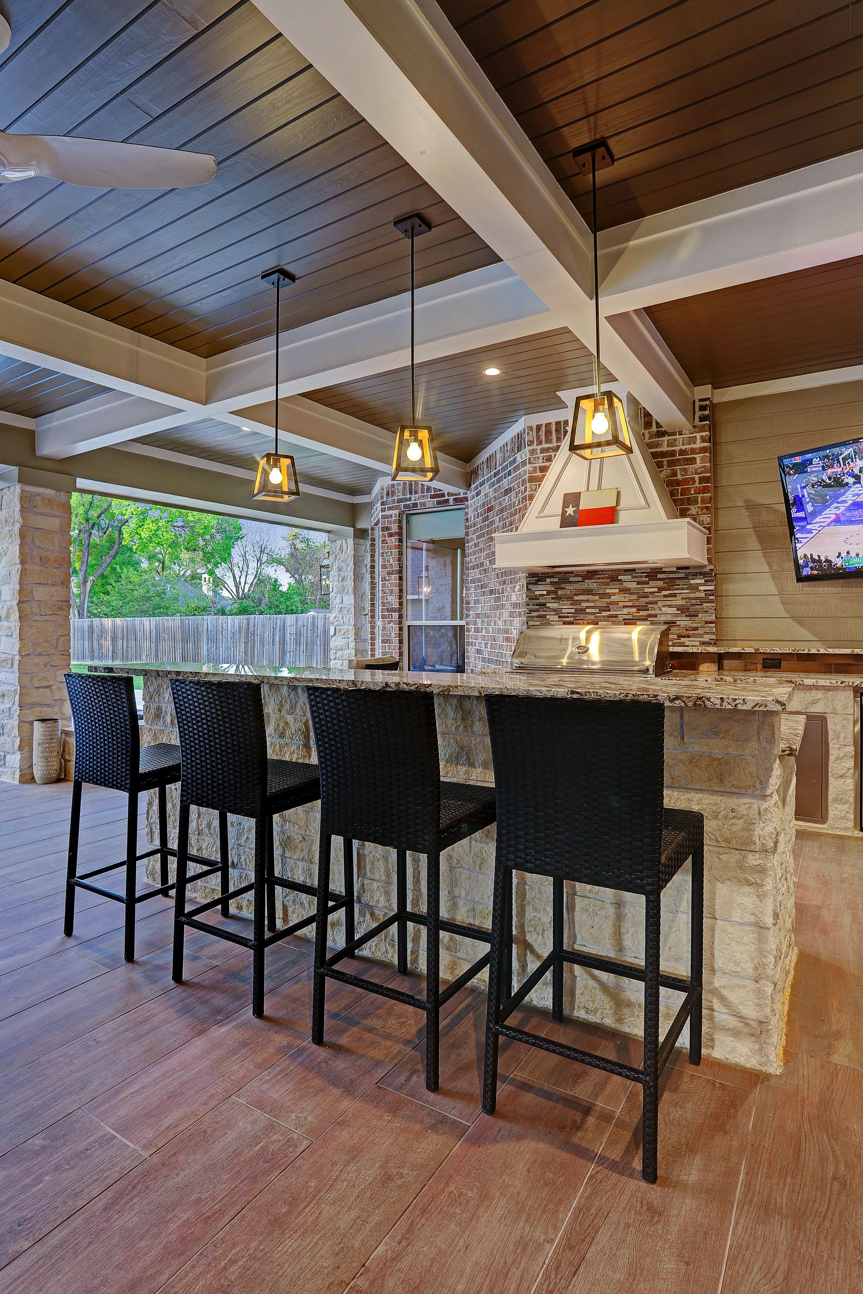 Lone Star Cooking In The Kitchen Patio Design Outdoor Kitchen Outdoor Living