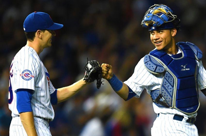 Chicago Cubs' Hendricks looks to keep home dominance
