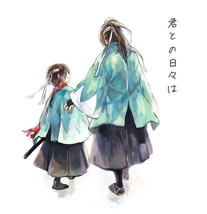 pin by 300 on とうらぶ2 touken ranbu touken ranbu mikazuki anime