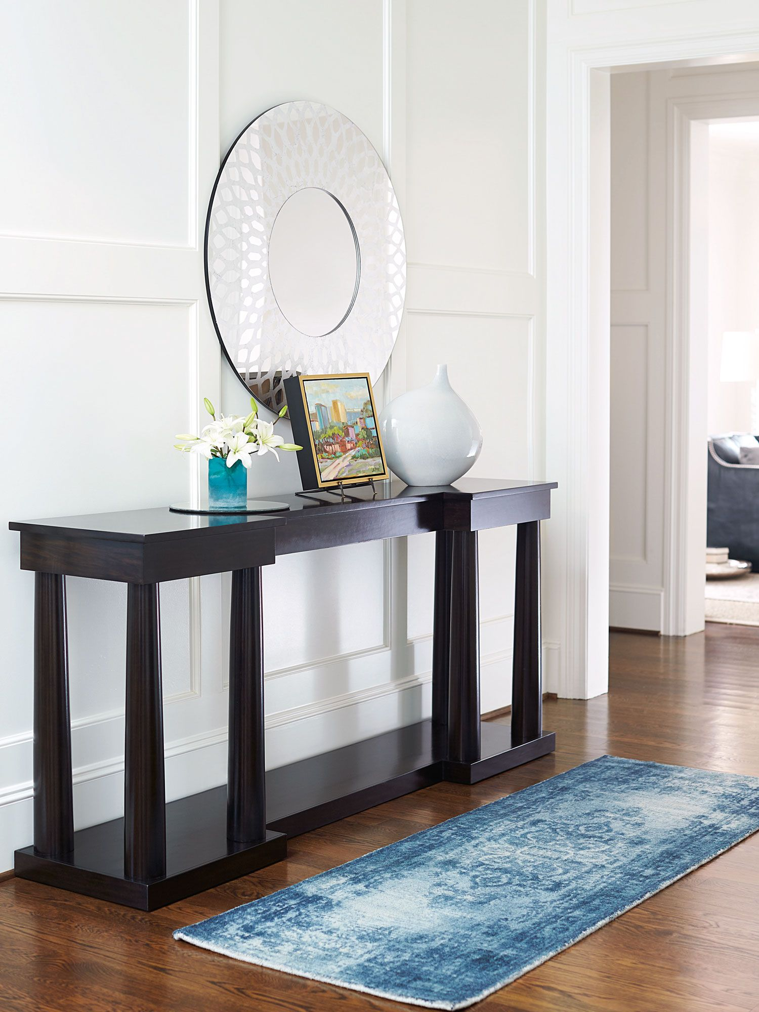 products miramont rs bernhardt interiors table furniture home philadelphia luxe dining