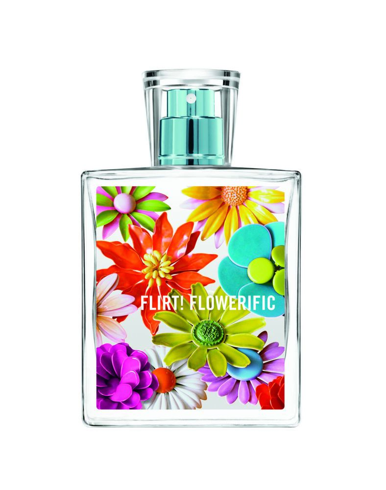 Flirt! FLOWERIFIC! Perfume Spray 0.98 Oz 29 mL Unboxed Discontinued Estee Lauder FLIRT