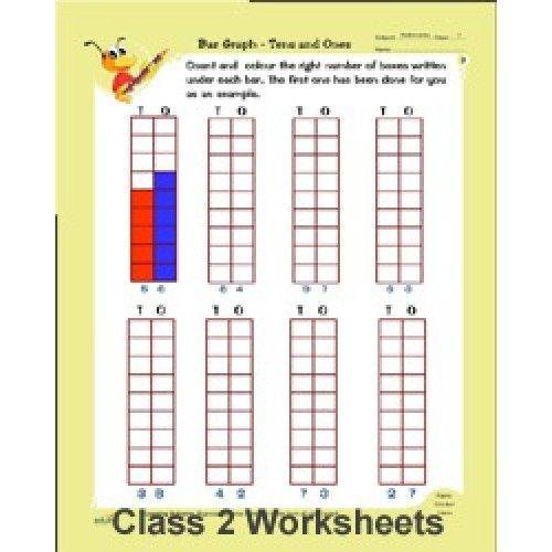 Top class 2 worksheets for kidsBest collection of worksheets for – Worksheet of Maths for Class 2