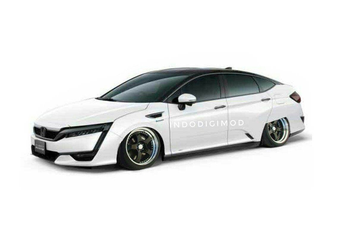 Honda Clarity Simple Stance
