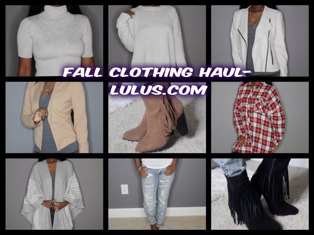 5fc090ec71  Kendra s look (left)  Fall Clothing Haul