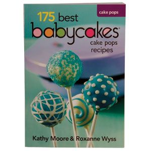 """Product # FY2973 - Features delightful and creative recipes that have been created specifically for use any Cake Pop or Donut Hole maker appliance! Book feature chapters on cake pop classics, decorating and dips, cake pop favourites, desserts and sweets, glazes, dips and fillings, donuts, Ebelskivers, muffins, appetizers, savory nibbles and show stoppers. There's even a vegan and gluten-free section. Printed in Canada. Softcover, 240 pages. 10""""L x 7""""W."""