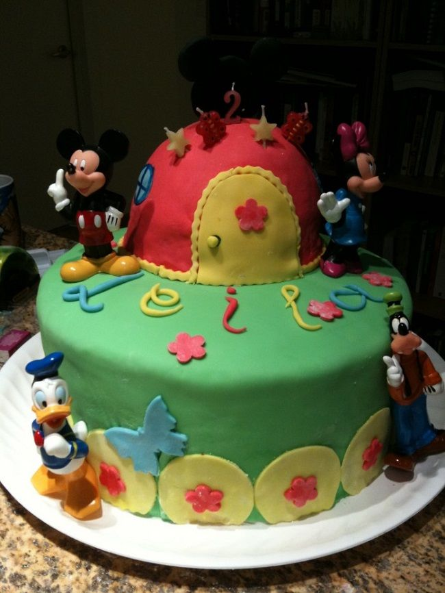 Mickey Mouse Cake From Publix New Cake Ideas Mickey Mouse Cake Cake Mickey Mouse Birthday Cake