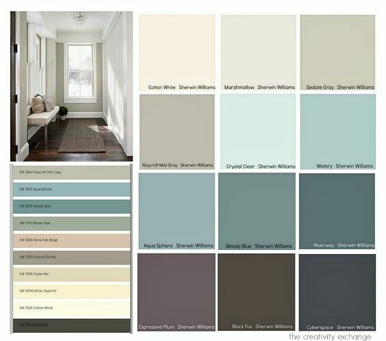 Pin By Kimberly Dyer On Home Interiors Colorful Interiors Color Forecasting Paint Colors