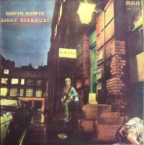 David Bowie - The Rise And Fall Of Ziggy Stardust And The Spiders From Mars (Vinyl, LP, Album) at Discogs