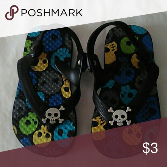 Boys/Girls Sandals Skull sandals Shoes Sandals & Flip Flops