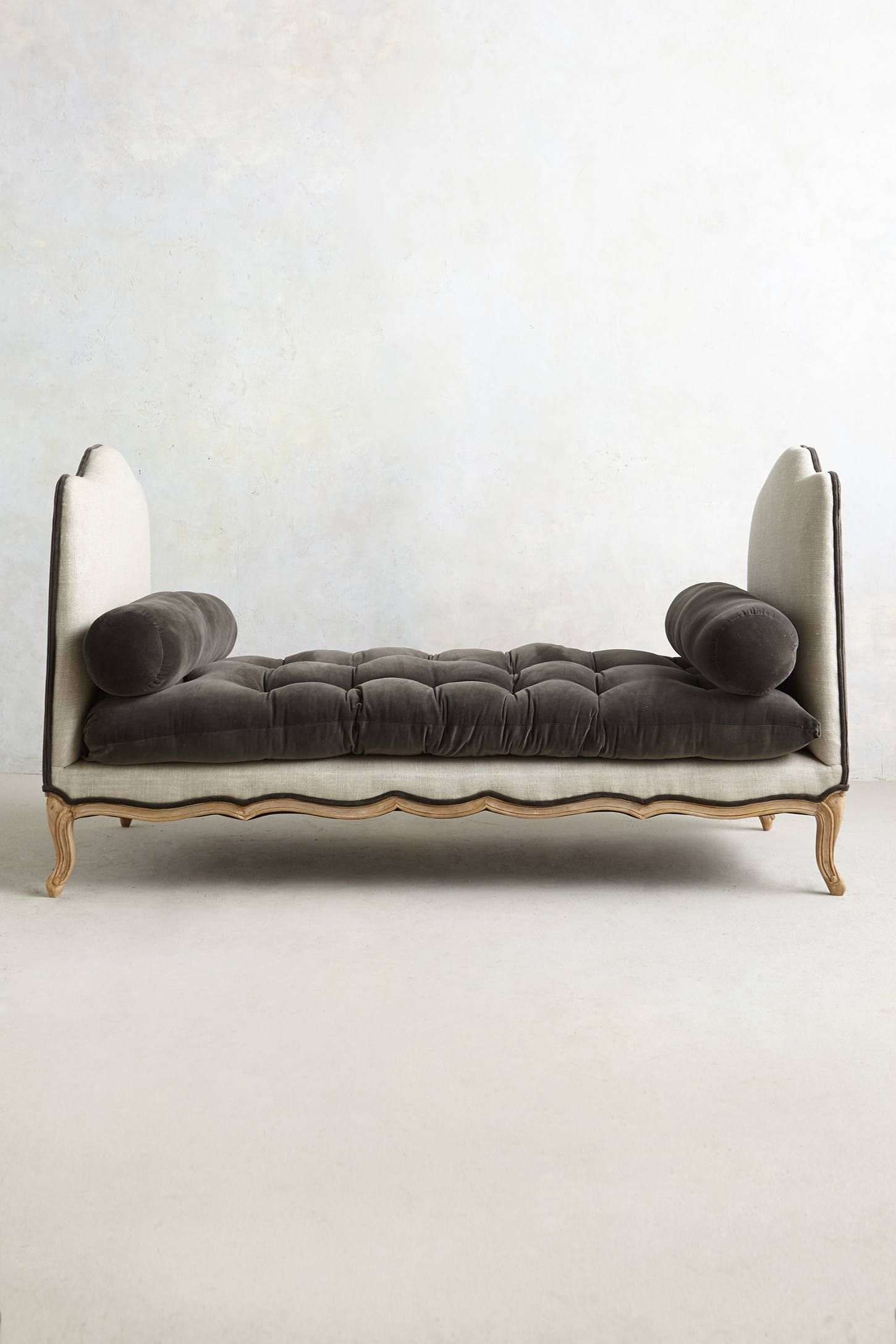 Vilas Velvet Daybed | Daybed, Interior inspiration and Apartment therapy