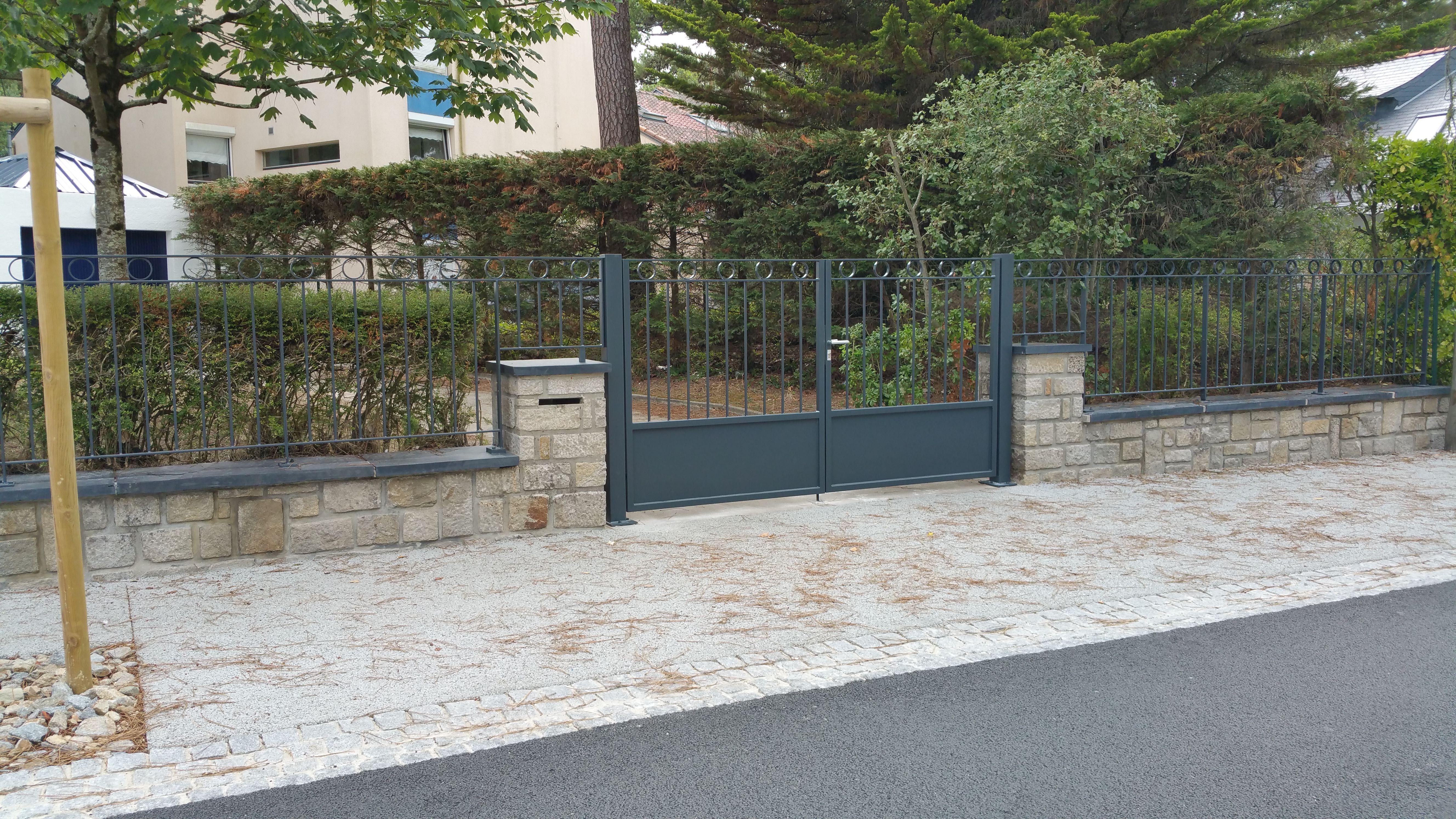 ASMétallerie-Portail et clôture