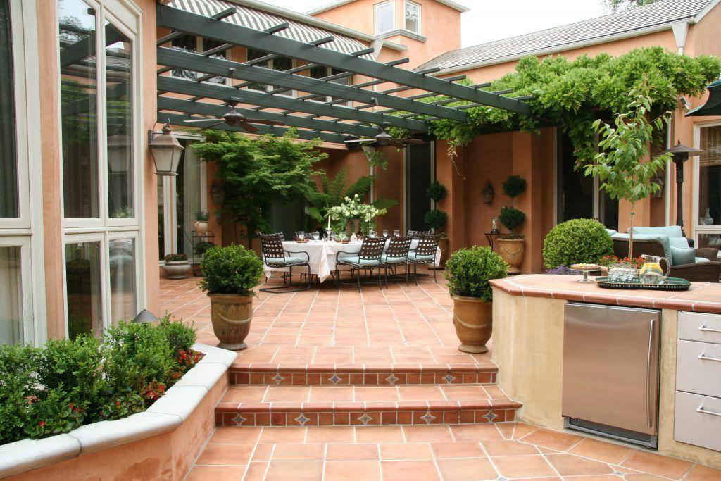 Spanische Gärten