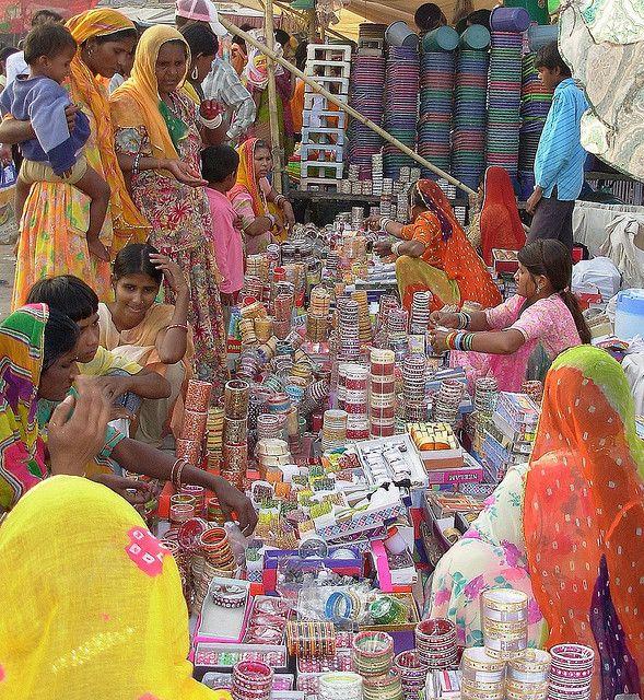 Risultati immagini per Jodhpur bazar