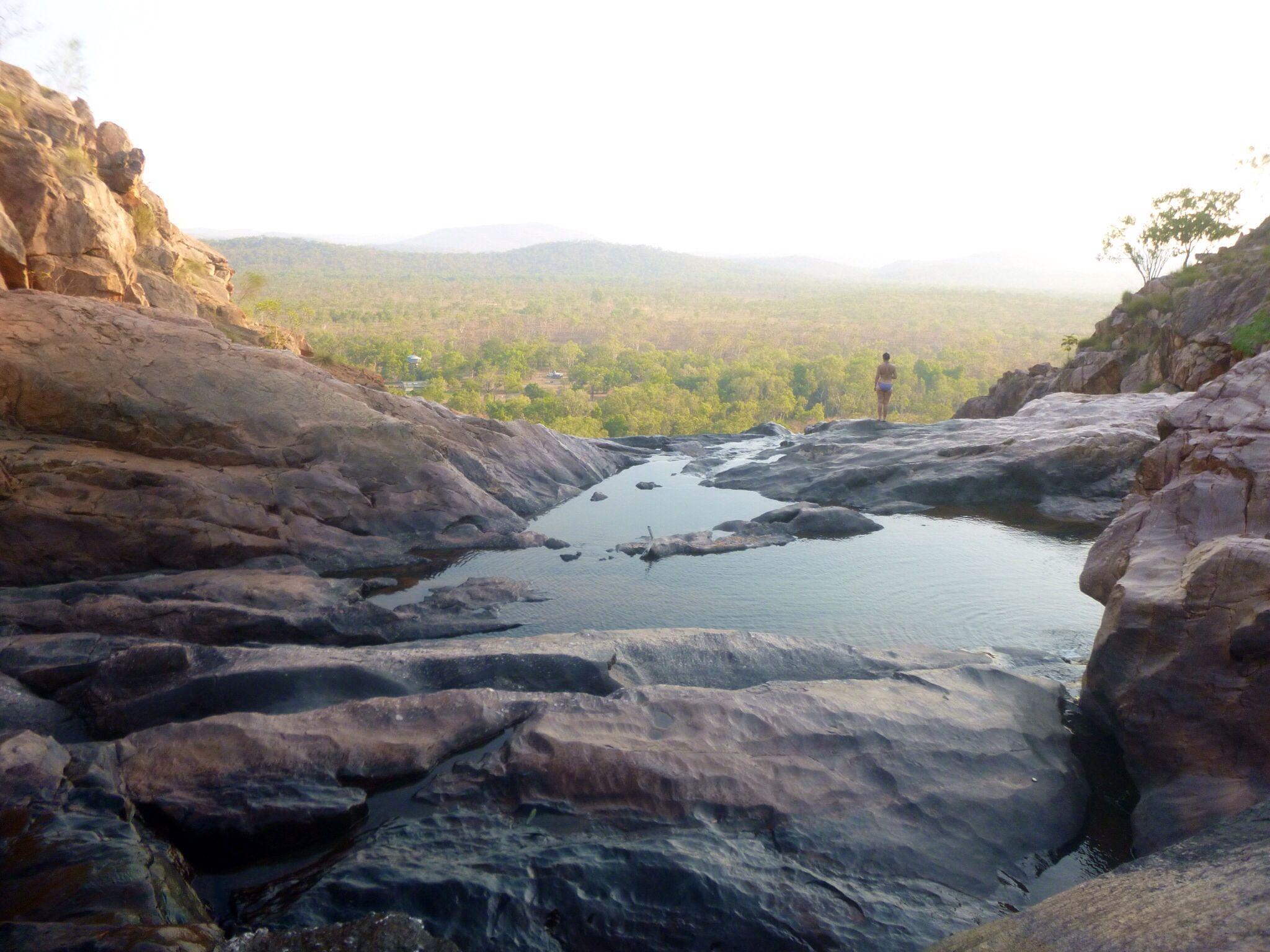 Gunlon Falls Kakadu NT. Worth the climb! # Northern Territory # Gunlon Falls # Kakadu