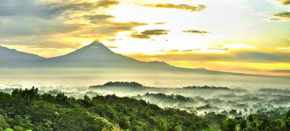 Tempat Wisata Populer Di Magelang Destinasi Wisata Wajib Dikunjungi Saat Ke Borobudur Liburan Di Magelang Candi Borobudur Bukit R Borobudur Tempat Liburan
