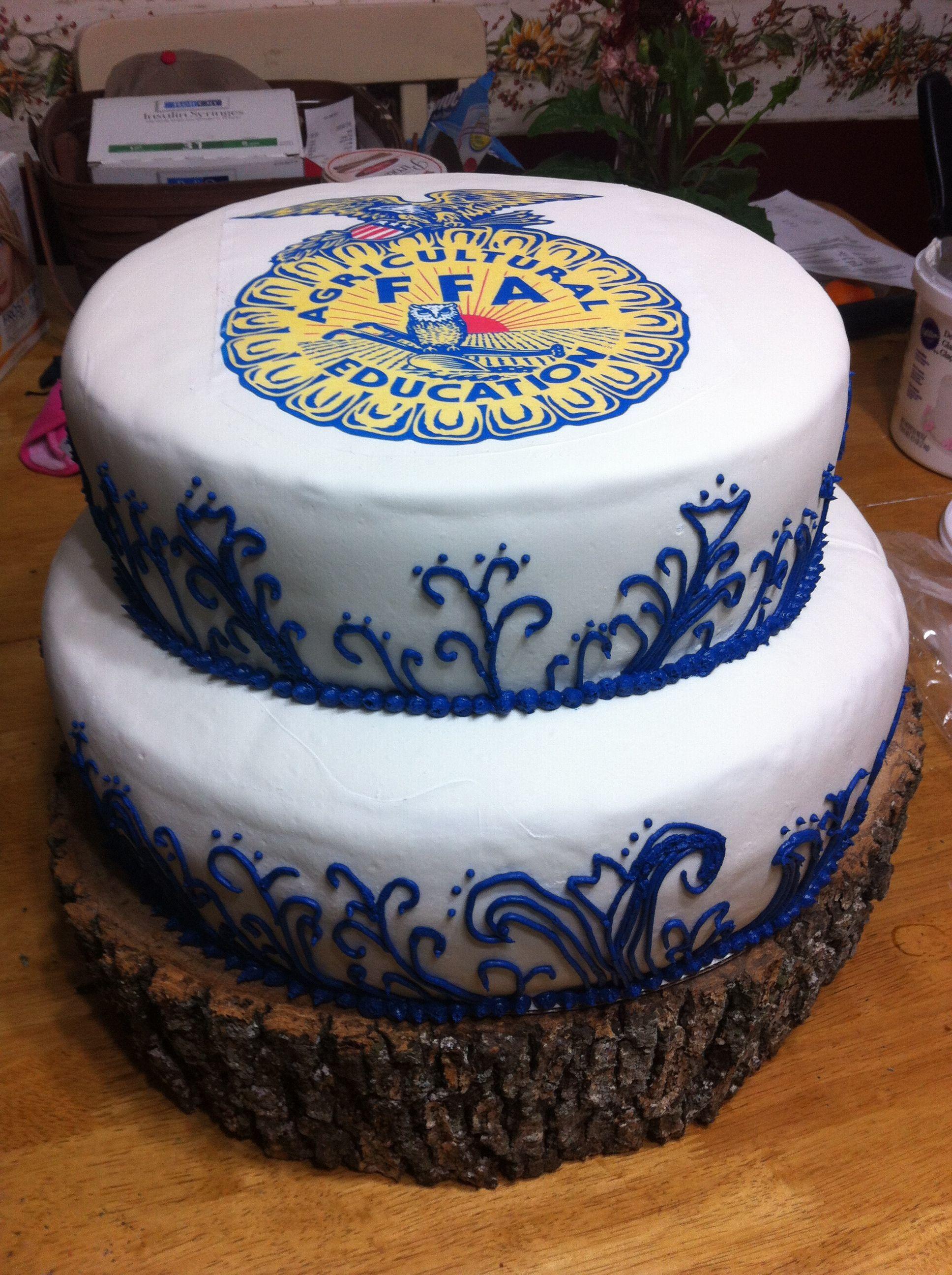 FFA cake!! Wish I could make this!!!!