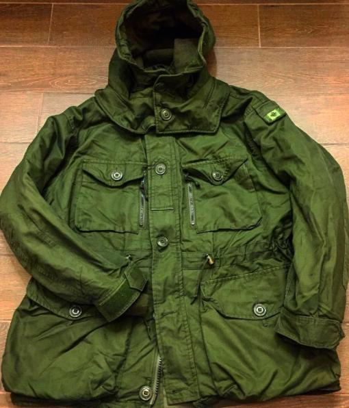 Canadian Military Parka Covu Clothing