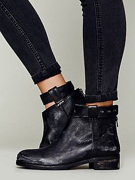 Free People Bandit Ankle Boot at Free People Clothing Boutique