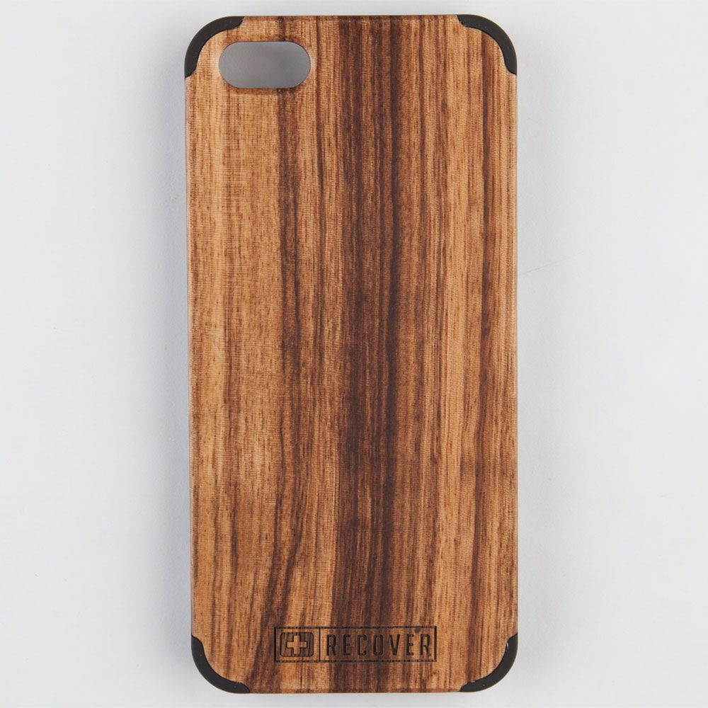 Recover wood iphone case zebra wood wanted pinterest woods