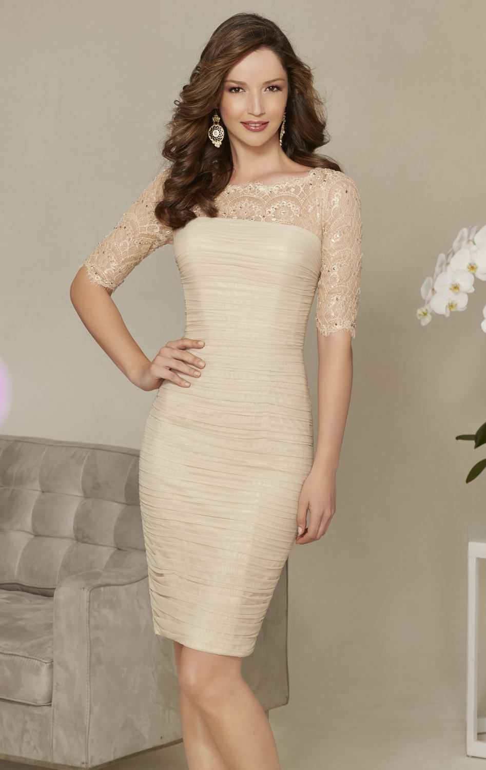 Beach wedding mother of the bride  Mori Lee  by MGNY by Mori Lee  MOB dresses  Pinterest  Mori