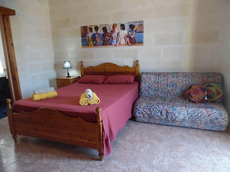 Senglea £289 7 nights Entire home/flat in Senglea, MT A cosy 1