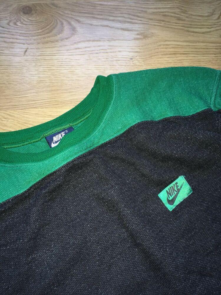 Rare Vintage Nike Oregon Usa Sweatshirt Pullover Made In Italy Blue Tag Men S L Fashion Clothing Shoes Usa Sweatshirt Vintage Nike Windbreaker Vintage Nike