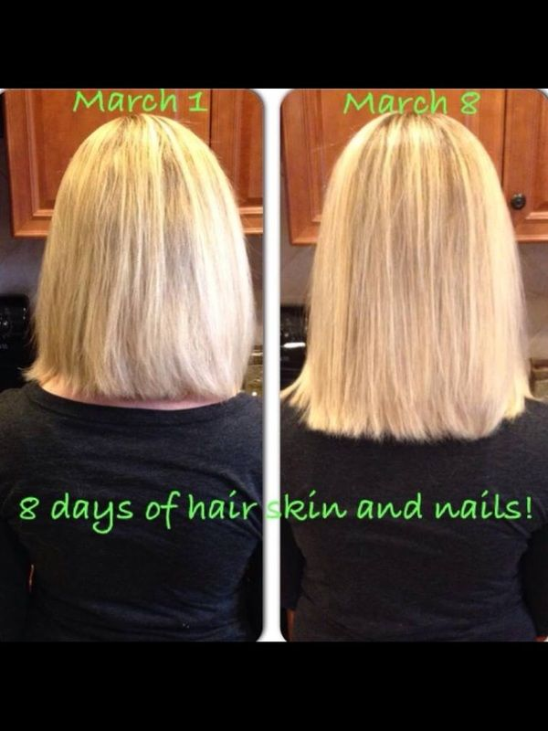 Grow long, strong, and beautiful hair with It Works! Hair Skin ...