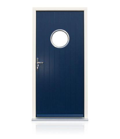 Timber - Ultra Tech Geneva Door - Navy Doors Pinterest Doors
