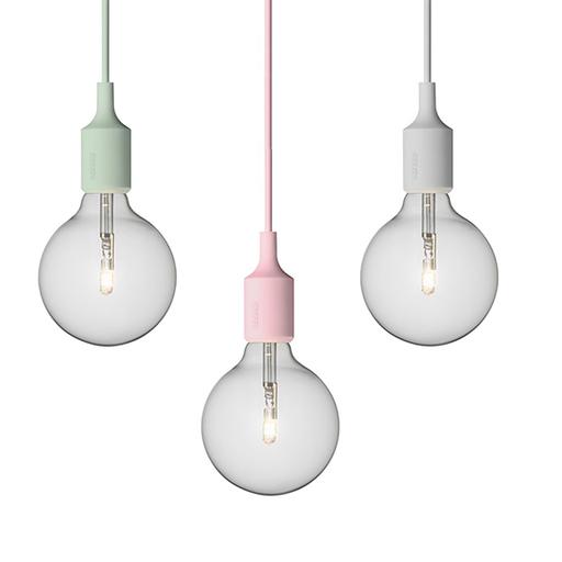Muuto E27 Pendant Light By Mattias Stahlbom Dome Pendant Lamps Pendant Light Light