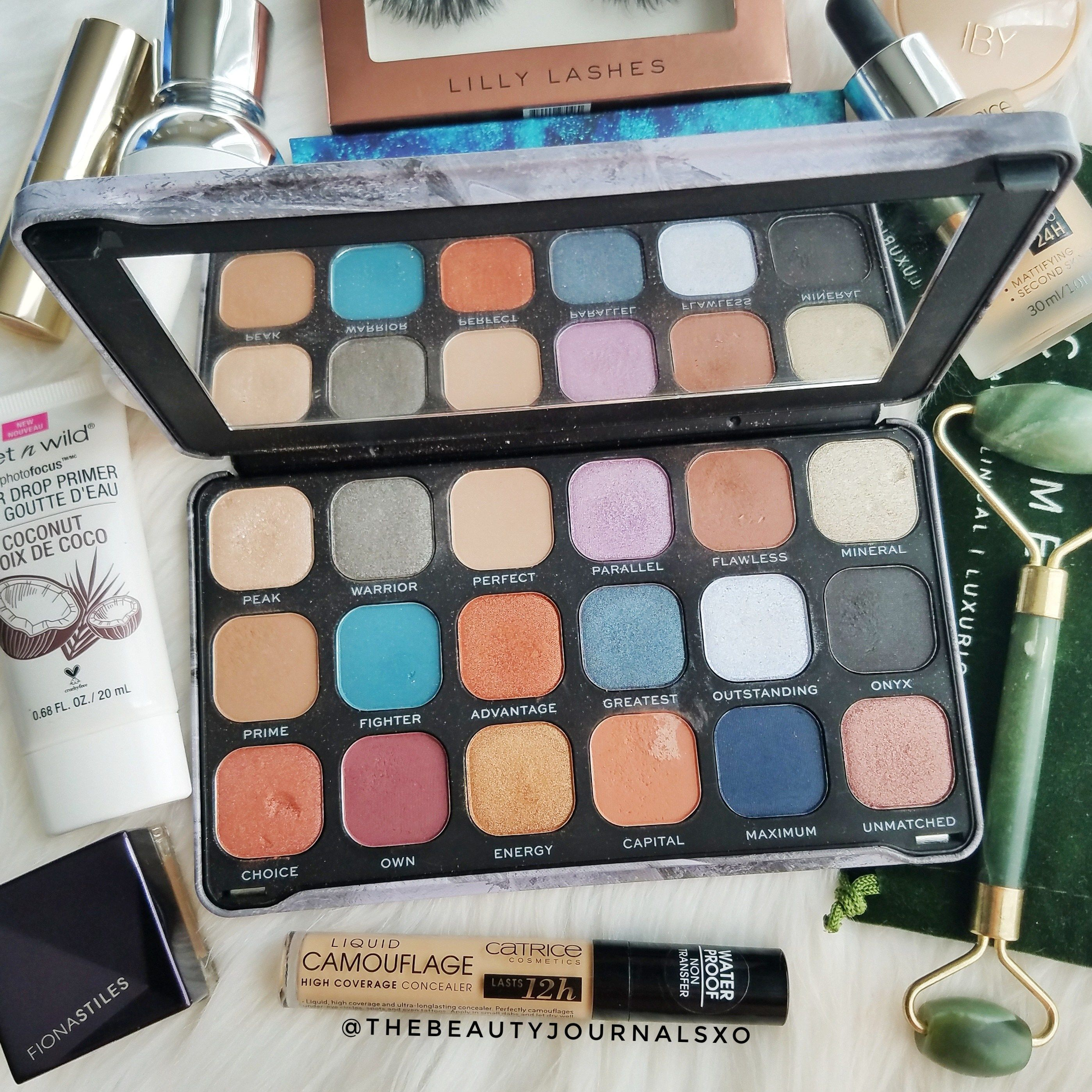 May Monthly Favorites and Reviews Makeup revolution