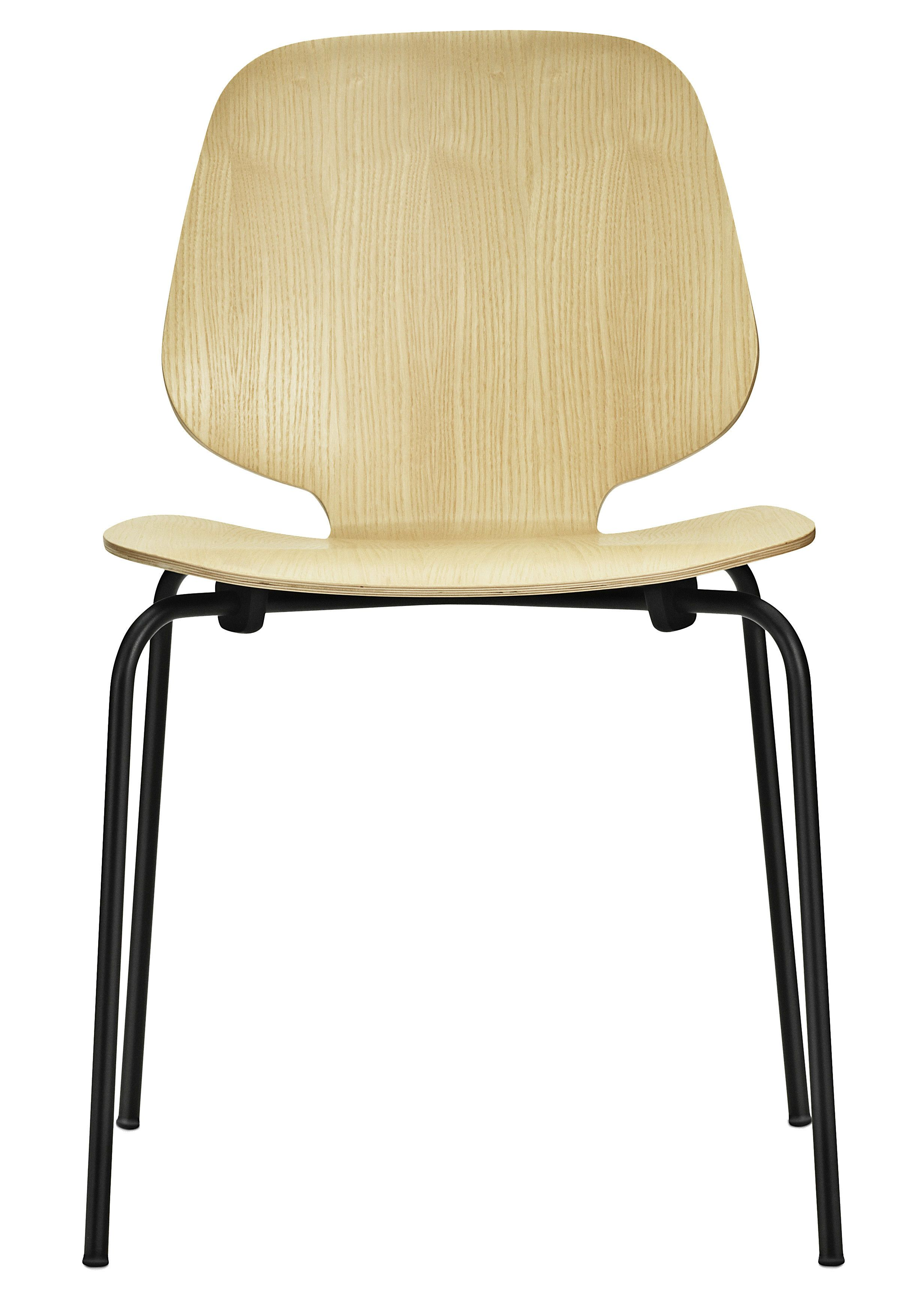 Assise Copenhagen Empilable Chair Bois Normann My Chaise 2YWEIDH9