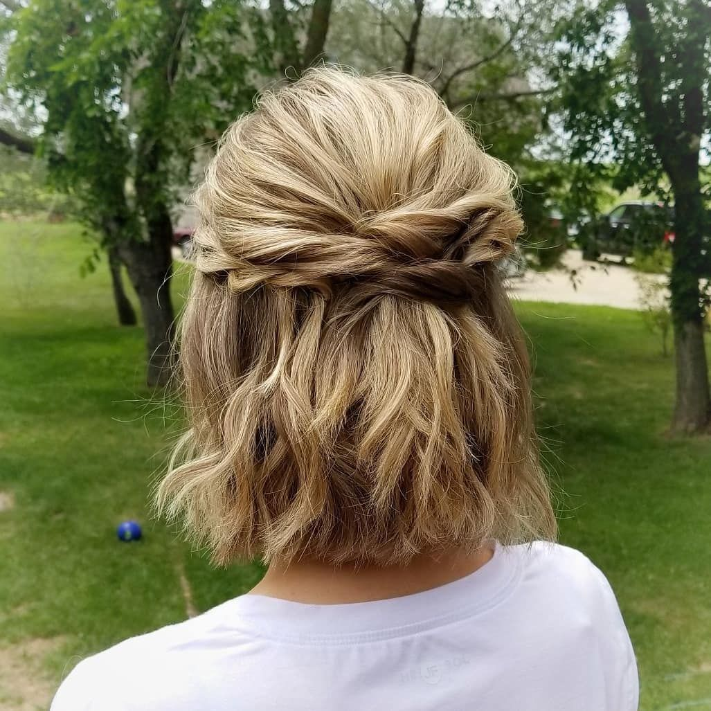 "Photo of WPG Hairstylist | Annette W on Instagram: ""• C R O W N E D •…"