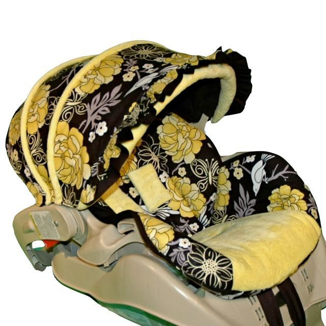 Custom Replacement Baby Car Seat Cover Graco Snugride 22 Etsy Baby Car Seats Infant Car Seat Cover Car Seats