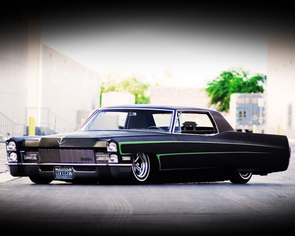Cadillac customs 1968 cadillac low rider cadillac suede paint