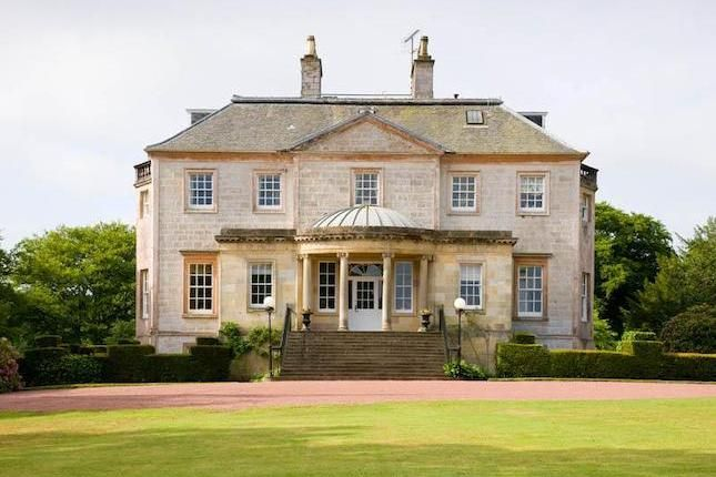 Skeldon Estate Dalrymple Ayrshire English Country House Bedroom House Georgian Homes