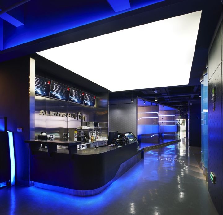 Alienware G4 Internet Cafe By Gramco Ningbo China Retail