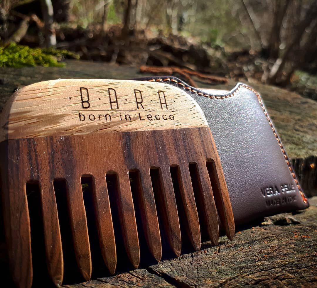 BARA 🇮🇹 (@bara_woodbeard) Handmade wood beard comb : made