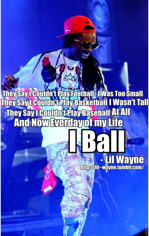 Lil Wayne Meaningful Quotes Life lil wayne meaningful