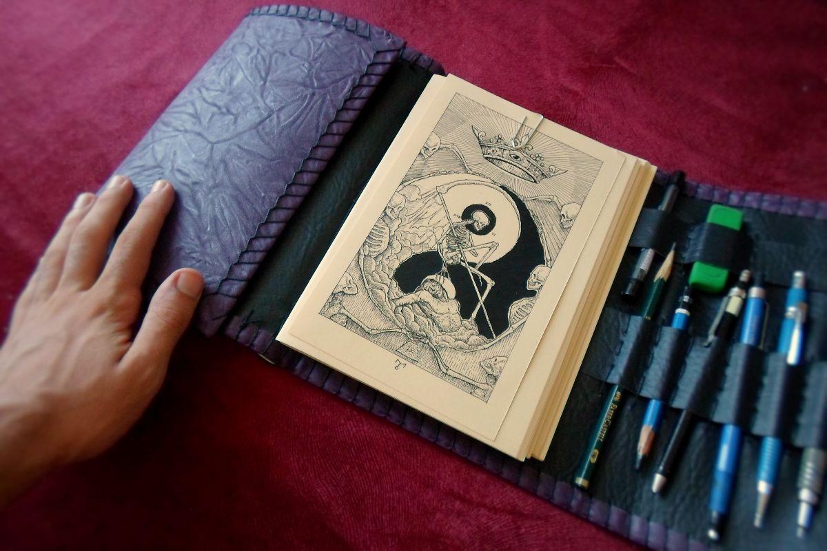 Sketchbook Traveler – Erike Miranda – Loja